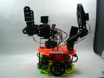 Scorpion Mobile Fighting Robot (ScorBOT)
