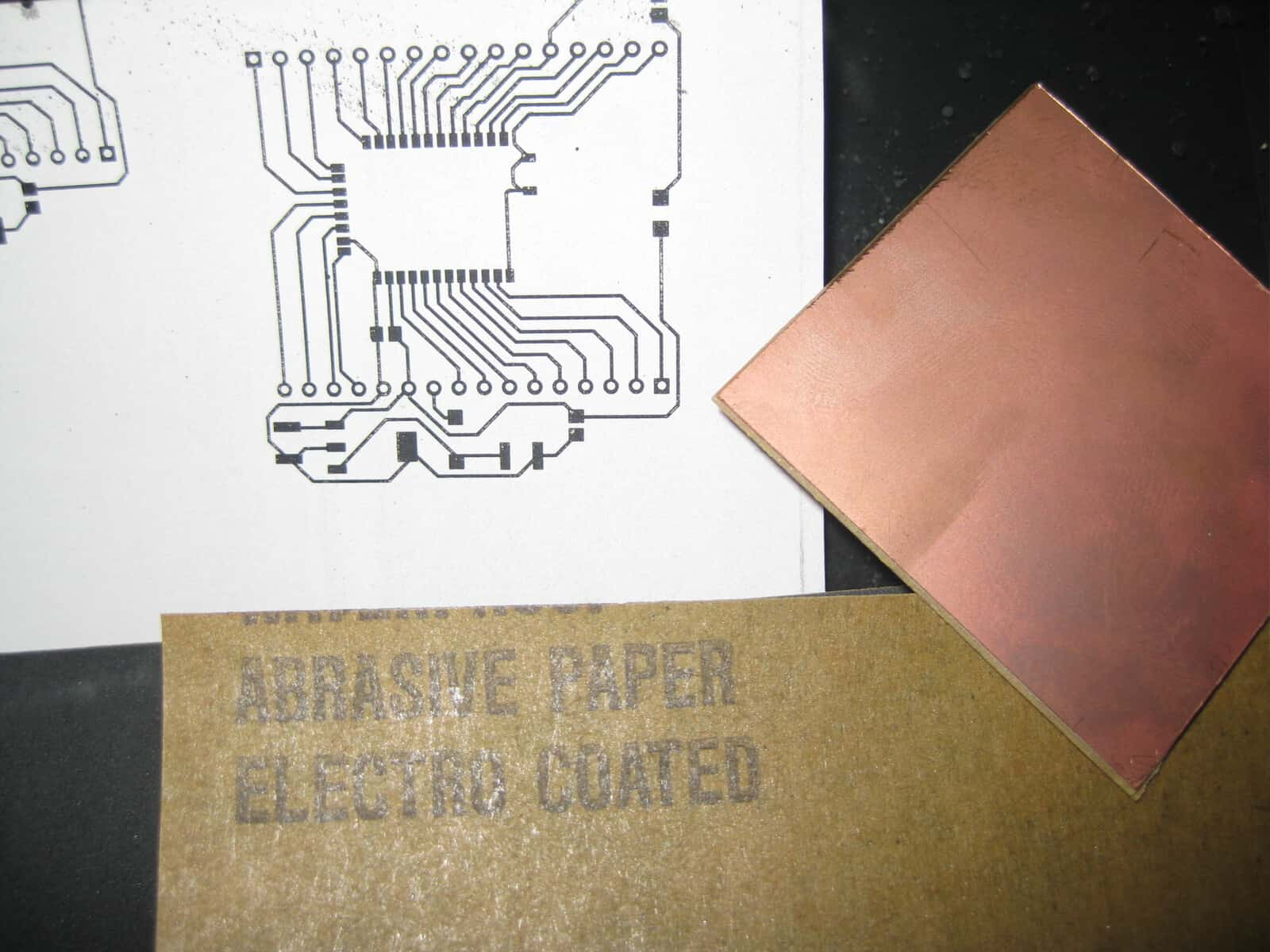 Fabricate Your Own PCB at Home