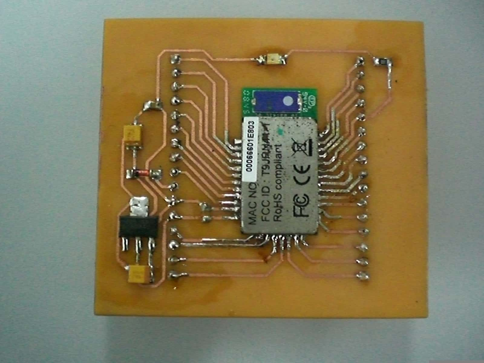 Fabricate Your Own PCB at Home – Tutorial by Cytron