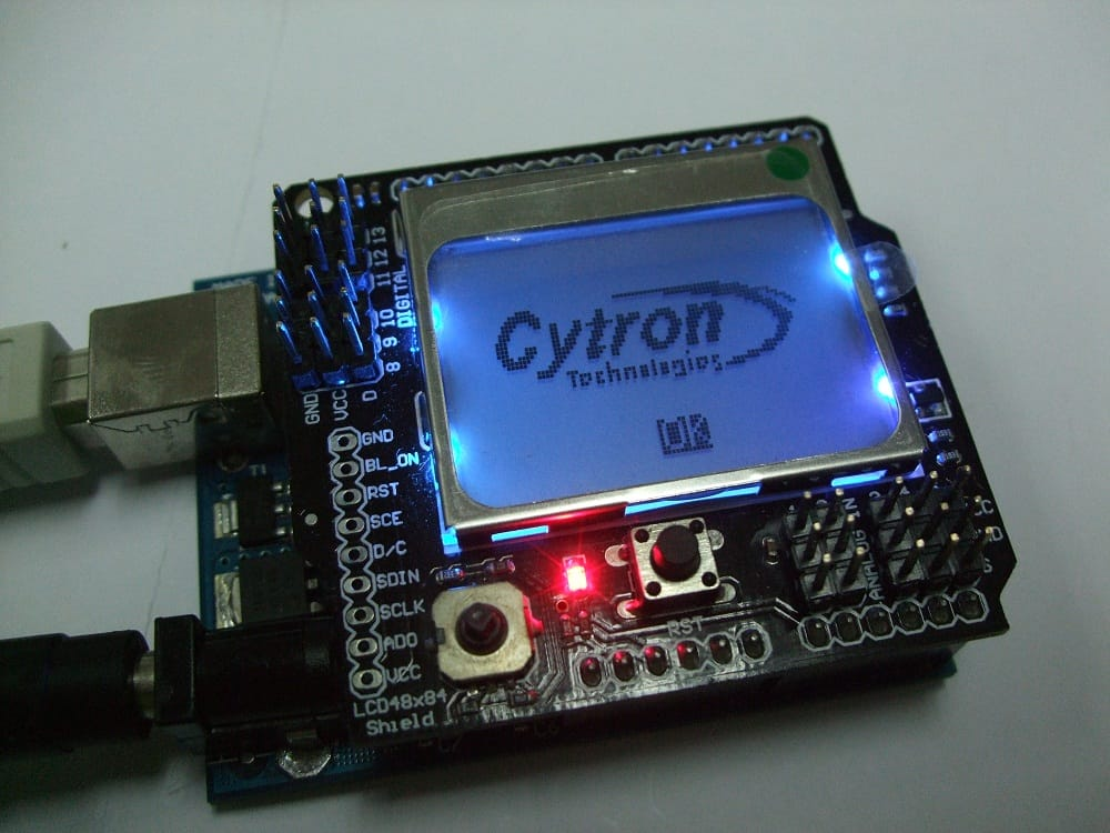 PROJECT 2 - GRAPHIC LCD DISPLAY
