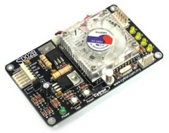 SD02B Stepper Driver Features UART Interface