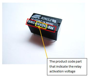 Identify Terminal Pins of A Relay Without Reference to Datasheet