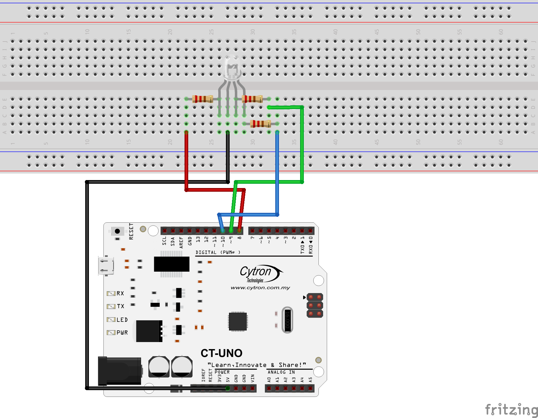 Rfid Reader Id 20la 125khz With Arduino Tutorial By Cytron Uno Pinout Diagram Make When Card Is Placed Near The From Top Tags Read And Compared Registered Tag In Sketch