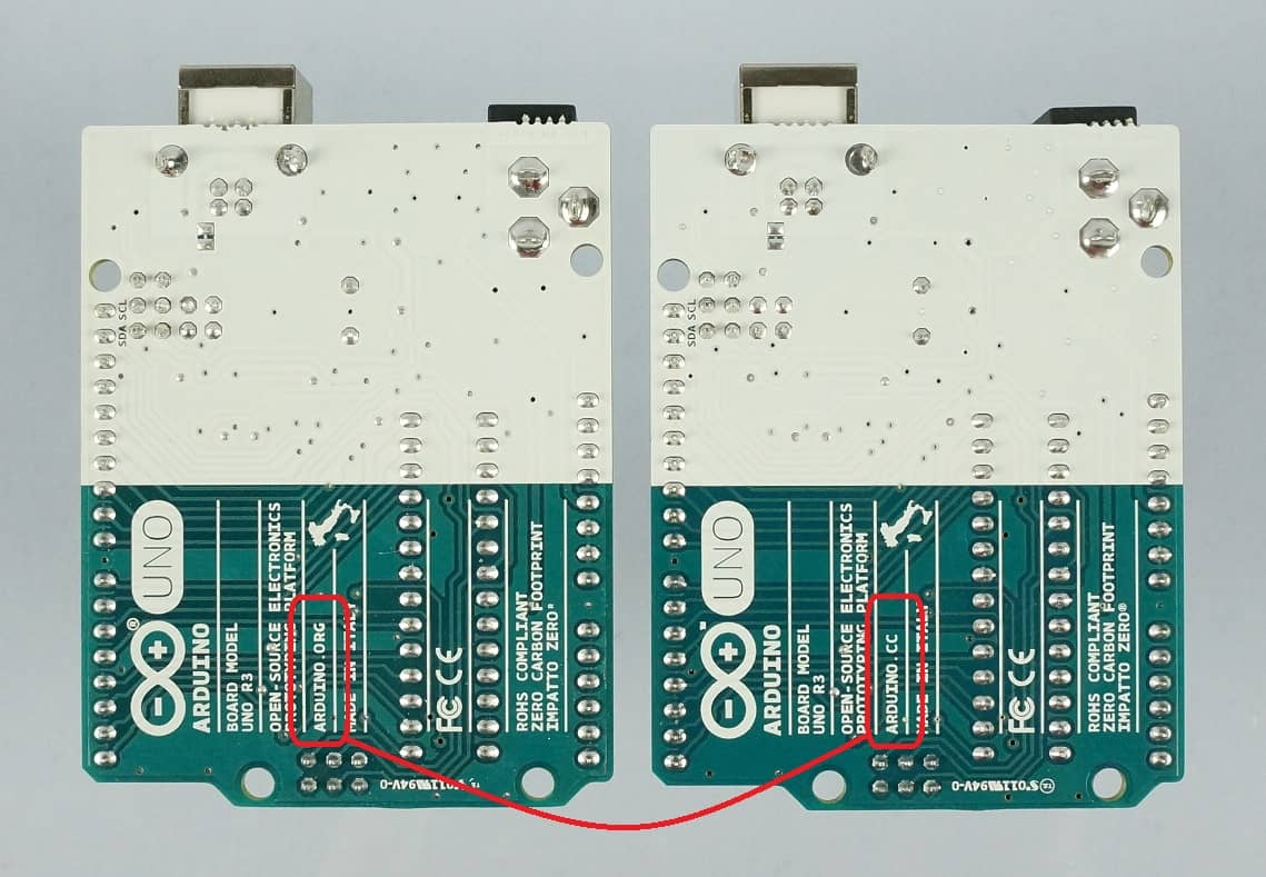 Arduino Boards Uncertified Manufacturer Tutorial By Cytron Something Like This Someone Posted It On Forum Http Both Are Original From Italy Just They Split Up And Having Conflict For Now There Is Also Discussion In