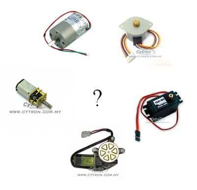 How to choose a suitable DC motor?