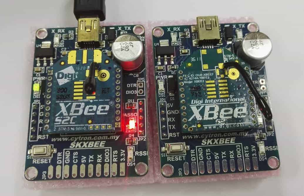 XBee S2C Replacement of XBee Series 2
