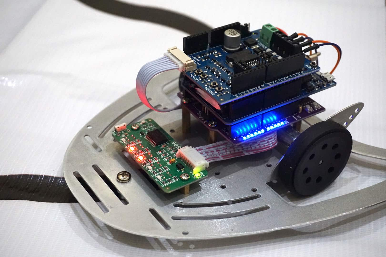 How To Develop Arduino Line Following Mobile Robot