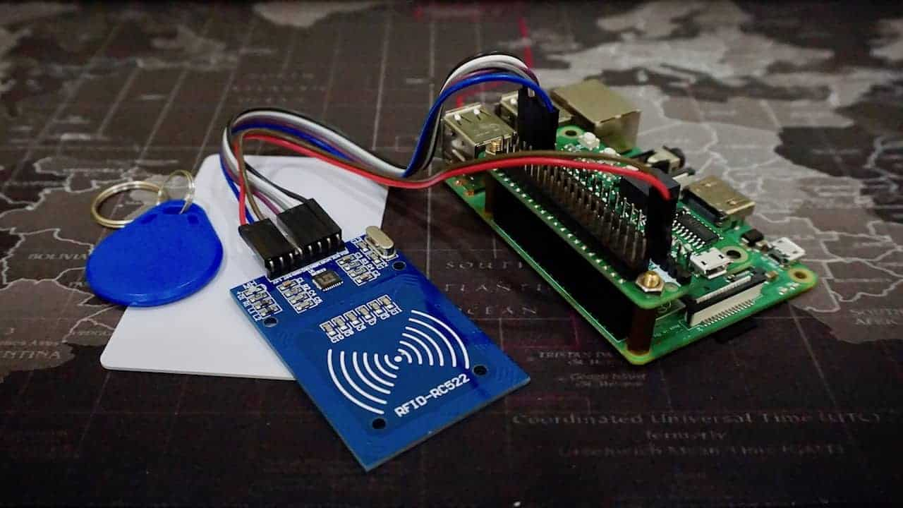 Tutorial By Cytron Page 30 This Site Is The Of Ir Infrared Sensor Circuit Connected A With Pic18f4550 Microcontroller Reading Rfid Tag Using Mifare Rc522 And Raspberry Pi