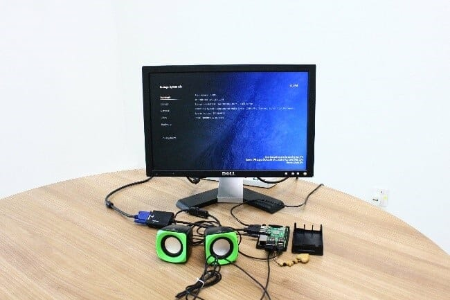 Raspberry Pi as Media Center – OSMC