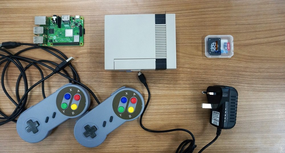 Game Console Kit