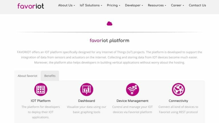 Getting Started With Favoriot IoT Platform Using Raspberry Pi